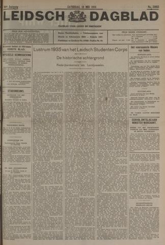 Leidsch Dagblad 1935-05-18