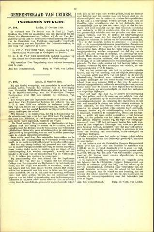 Handelingen van de Raad 1928-10-17