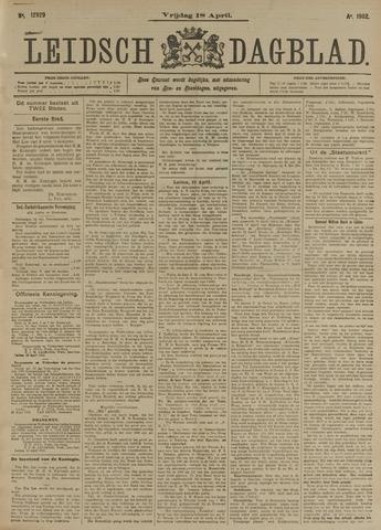 Leidsch Dagblad 1902-04-18
