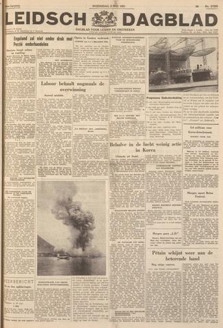 Leidsch Dagblad 1951-05-02