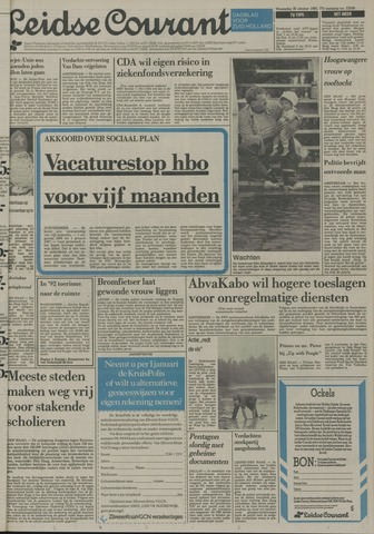 Leidse Courant 1985-10-30