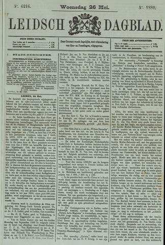 Leidsch Dagblad 1880-05-26