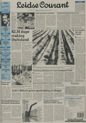 Leidse Courant 1992-05-04