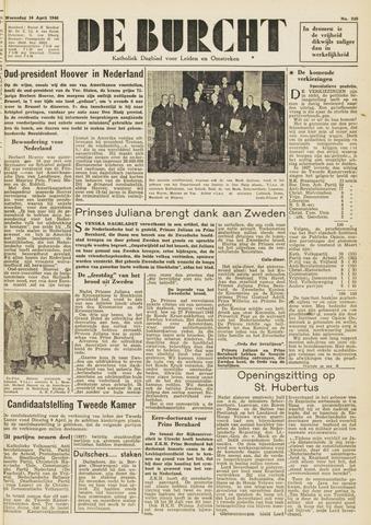 De Burcht 1946-04-10