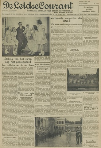 Leidse Courant 1949-07-08
