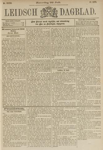 Leidsch Dagblad 1893-07-22