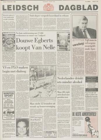 Leidsch Dagblad 1988-12-16