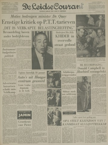 Leidse Courant 1967-01-04