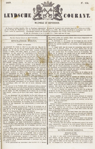 Leydse Courant 1869-09-27