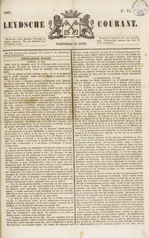 Leydse Courant 1862-06-18