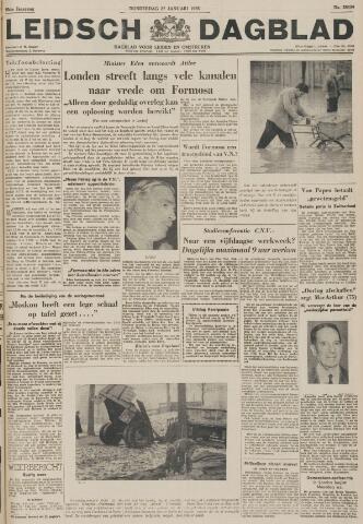 Leidsch Dagblad 1955-01-27