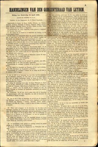 Handelingen van de Raad 1862-04-24
