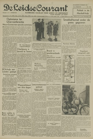 Leidse Courant 1950-03-30