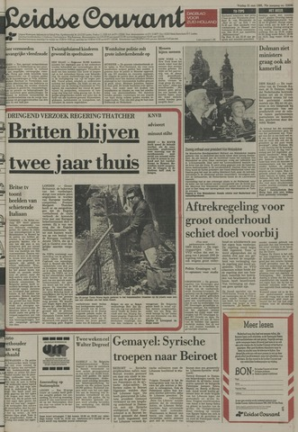 Leidse Courant 1985-05-31