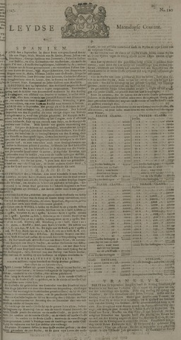 Leydse Courant 1727-10-06