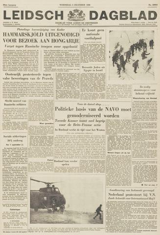 Leidsch Dagblad 1956-12-05