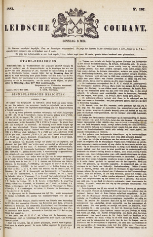 Leydse Courant 1883-05-08