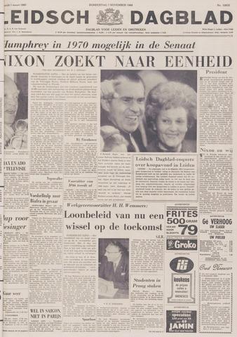 Leidsch Dagblad 1968-11-07