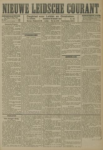 Nieuwe Leidsche Courant 1923-03-19