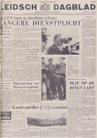 Leidsch Dagblad 1968-11-12