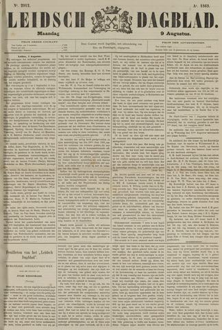 Leidsch Dagblad 1869-08-09