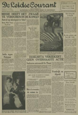 Leidse Courant 1962-01-20