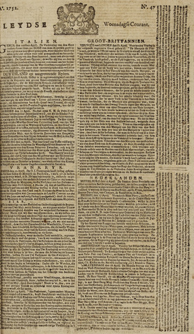 Leydse Courant 1752-04-19