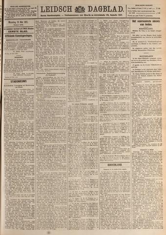Leidsch Dagblad 1921-05-23