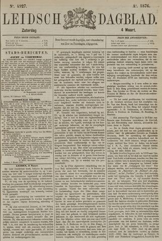 Leidsch Dagblad 1876-03-04