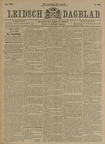 Leidsch Dagblad 1902-04-30