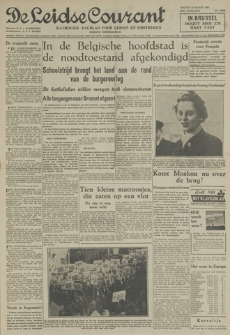 Leidse Courant 1955-03-25