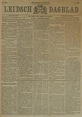 Leidsch Dagblad 1905