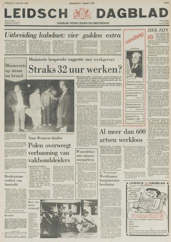 Leidsch Dagblad 1982-01-05