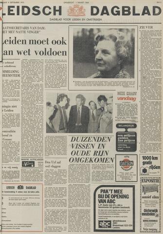 Leidsch Dagblad 1973-09-04