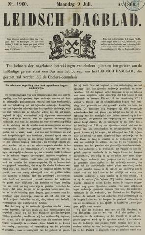 Leidsch Dagblad 1866-07-09