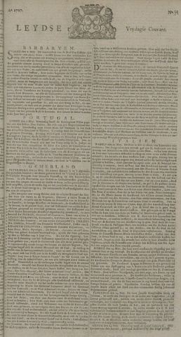 Leydse Courant 1727-06-13