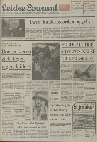 Leidse Courant 1974-08-12