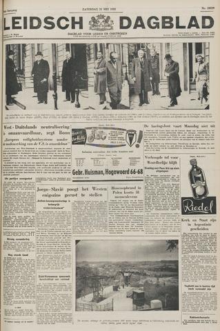 Leidsch Dagblad 1955-05-21