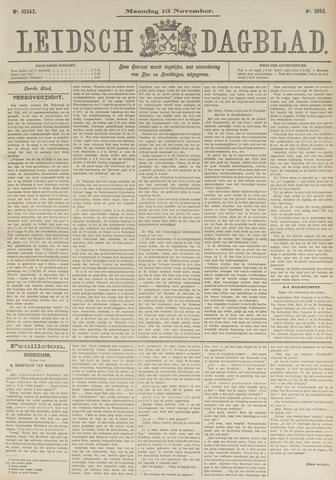 Leidsch Dagblad 1893-11-13
