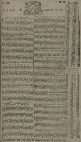 Leydse Courant 1748-07-22