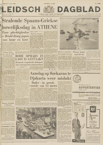 Leidsch Dagblad 1962-05-14