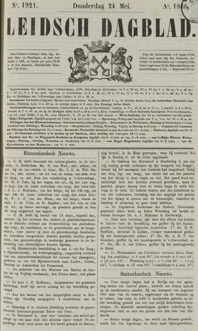 Leidsch Dagblad 1866-05-24