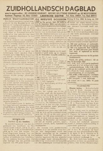 Zuidhollandsch Dagblad 1944-11-10