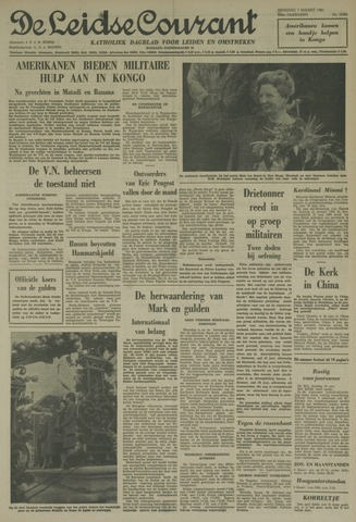 Leidse Courant 1961-03-07
