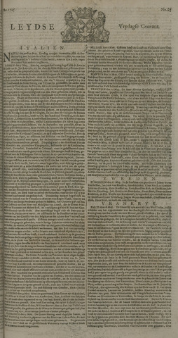 Leydse Courant 1725-05-25