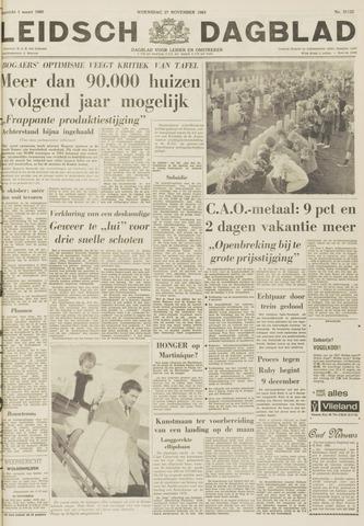 Leidsch Dagblad 1963-11-27