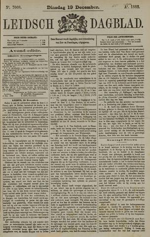 Leidsch Dagblad 1882-12-19