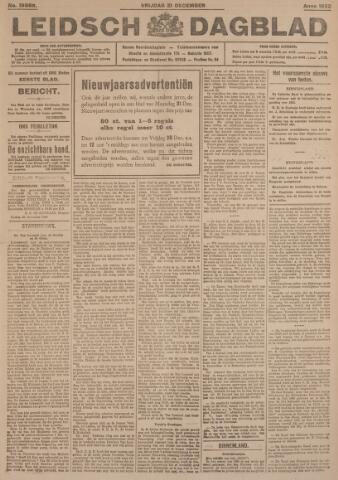 Leidsch Dagblad 1923-12-21