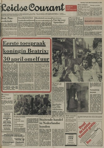 Leidse Courant 1980-04-05