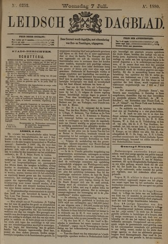 Leidsch Dagblad 1880-07-07